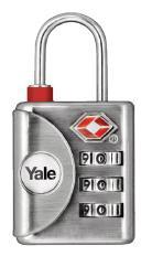 YTP1 - Turvakontrolli indikaatoriga kohvrilukk