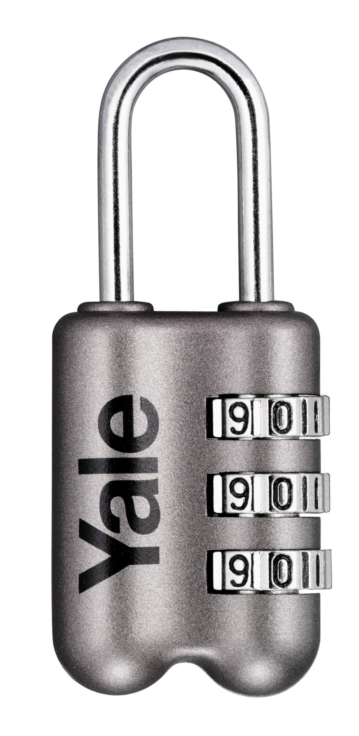 YP2 - Tugevdatud metallist korpusega kohvrilukk