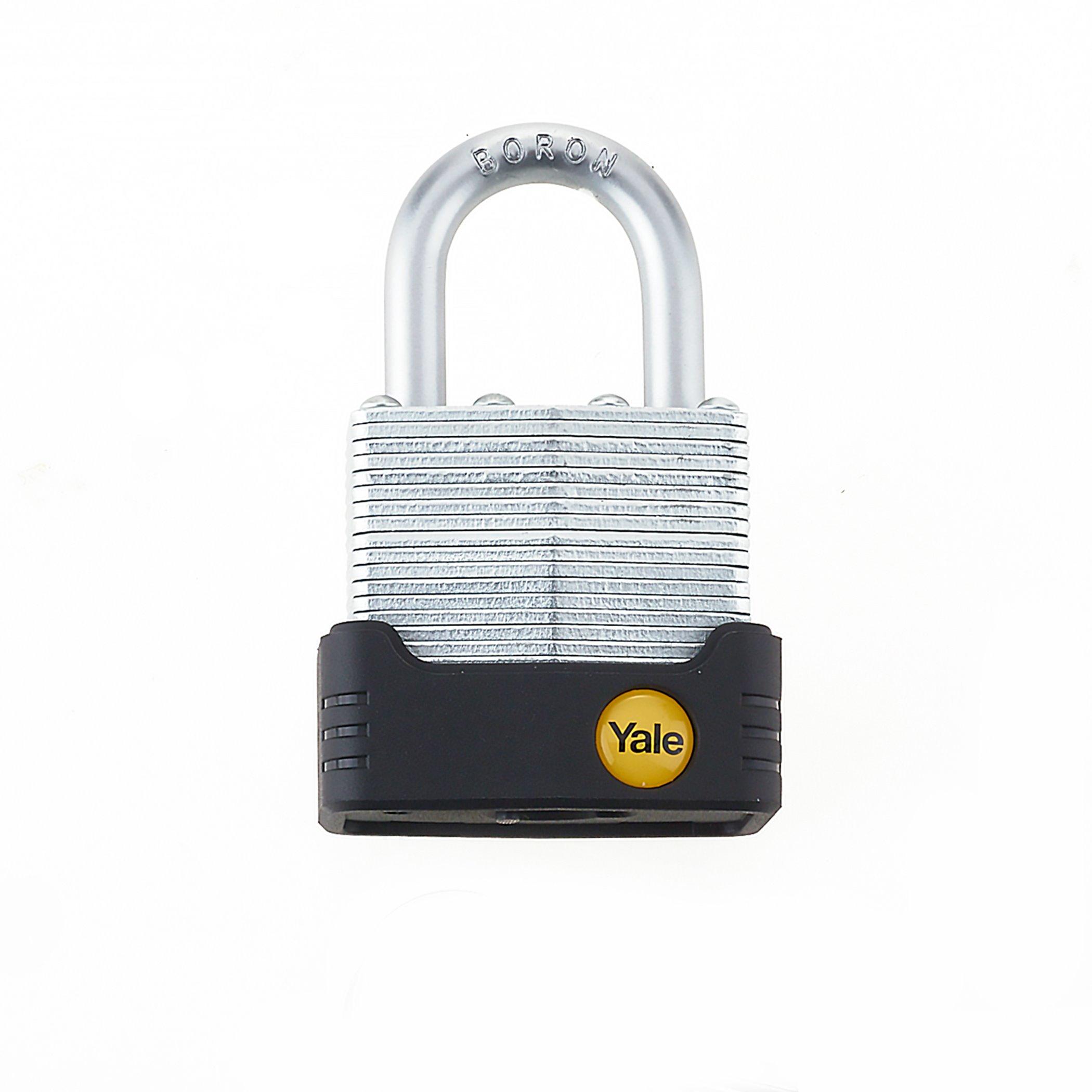 Y127 - Yale protector laminated padlocks