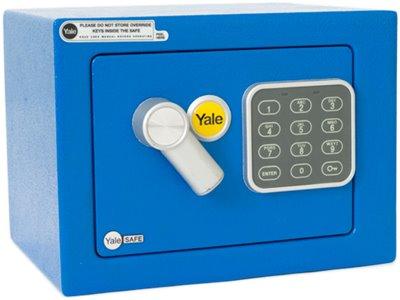Cofre Mini Yale - Azul