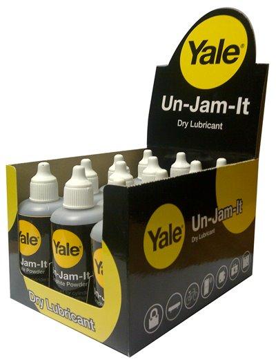 Un-Jam-It Powder Lubricant Dispenser