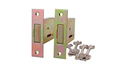 Security Gate Locks