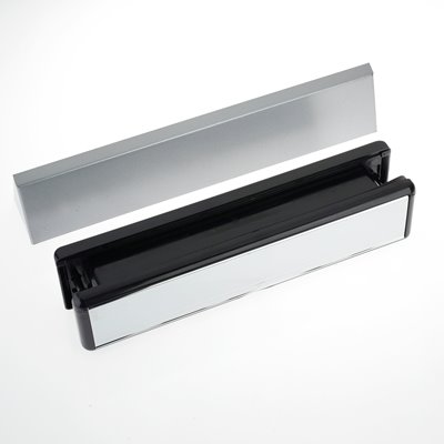P-YHSLP PVCu Security Letterplate