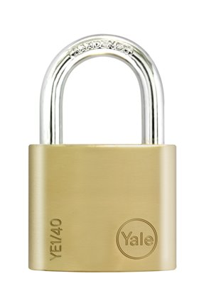 9a3800e70c1b YE1 - Essential Padlock Standard Shackle - Brass Padlocks - Smart ...