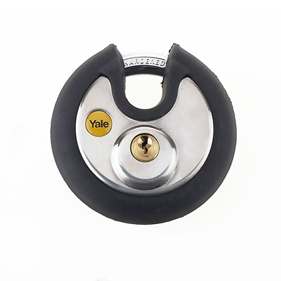 Y130P High Security, Anti-Cut 70mm Disc Padlock