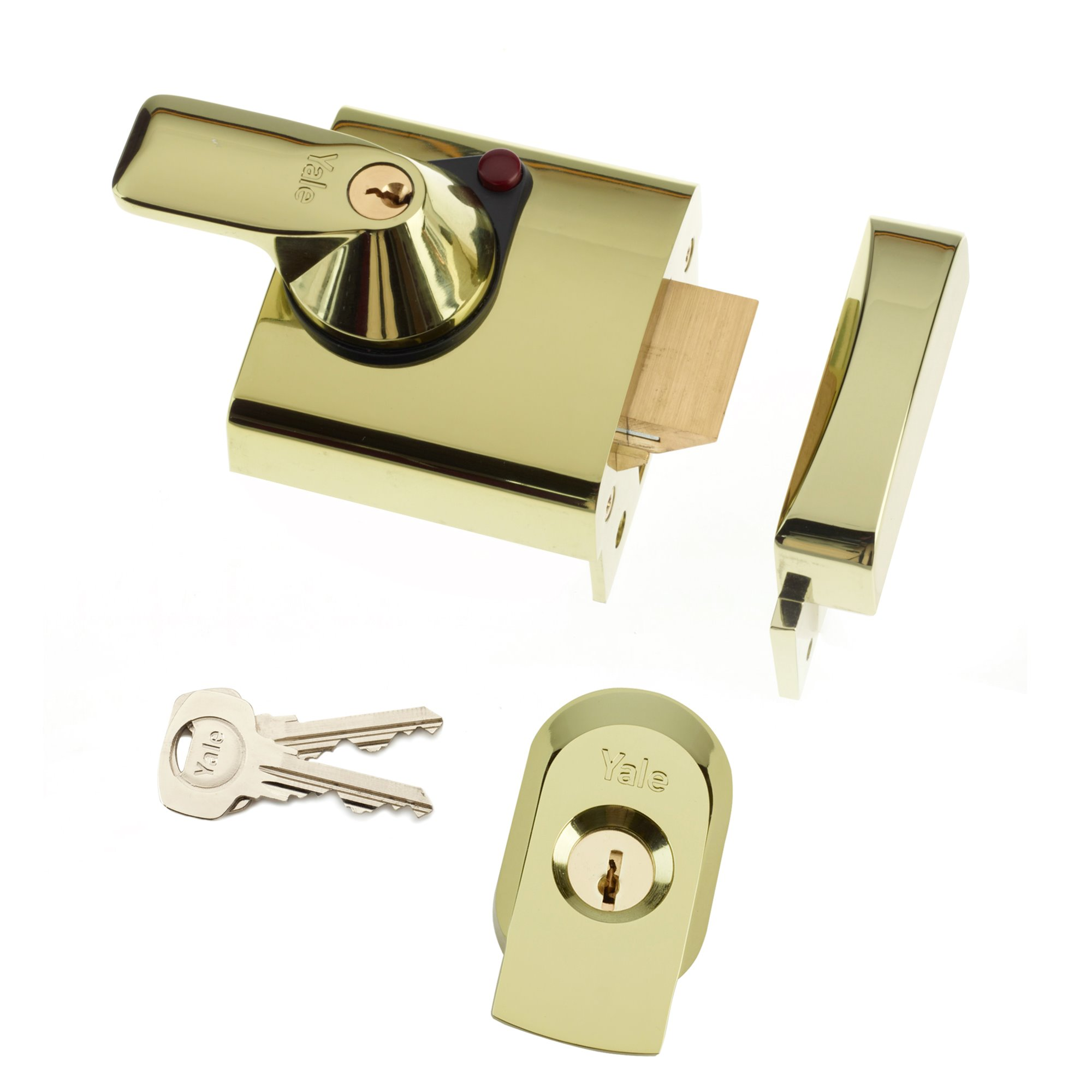 BS1/BS2 - BS3621 Maximum Security Nightlatch