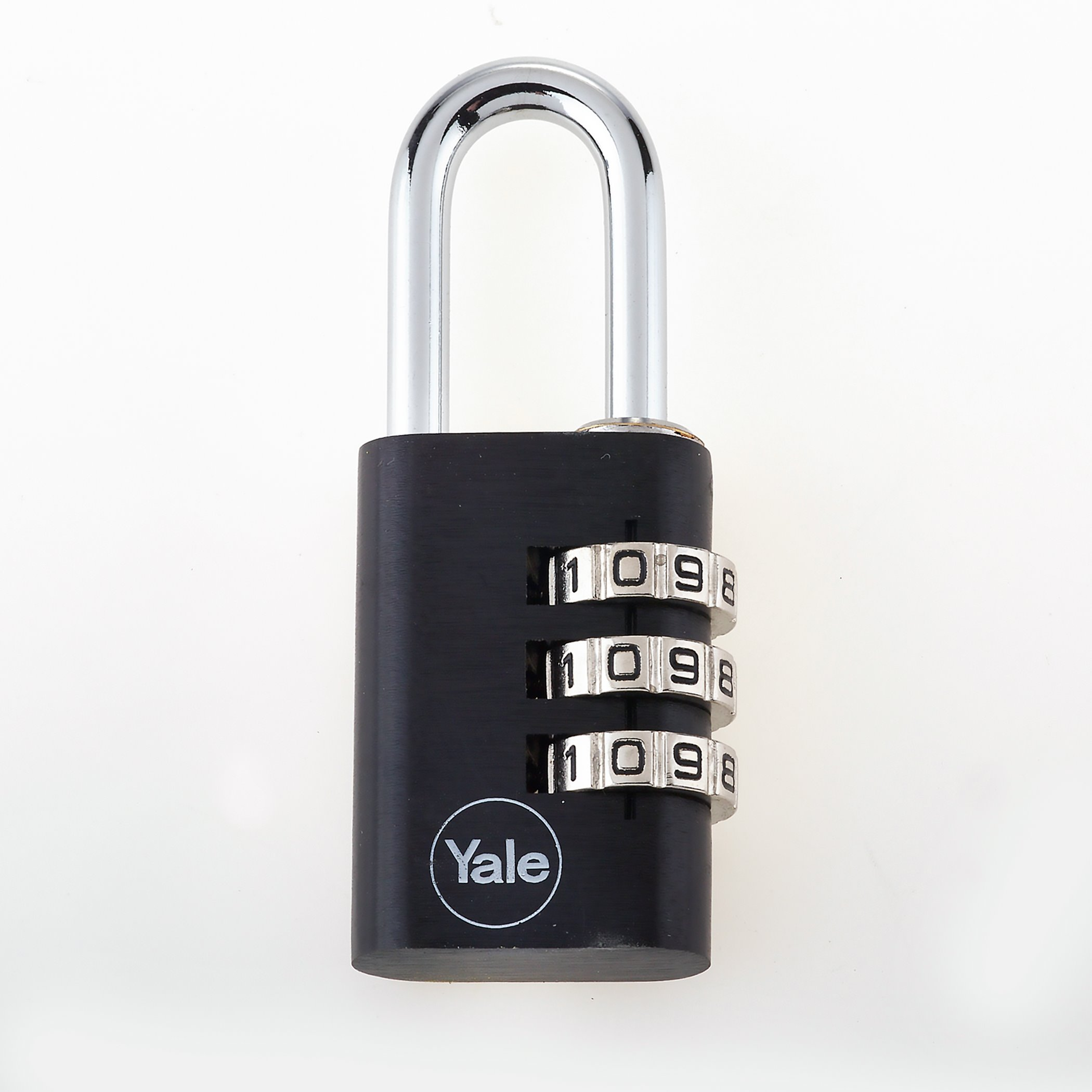 YE3C - Aluminium Combination 3 Dial Padlocks