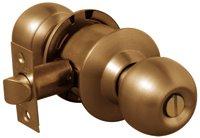KN-VCA5122 US11 ลูกบิดหัวกลม ห้องน้ำ 5127 ทองแดงรมดำ