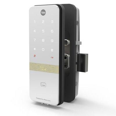 YDR323 Vertical Rim Lock