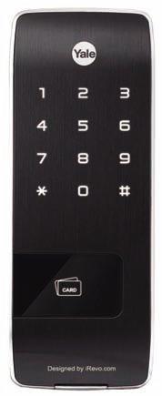 YDR343 Vertical Rim Lock
