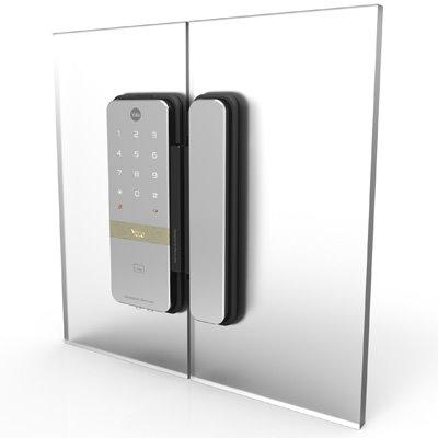YDG313 Glass Door Lim Lock