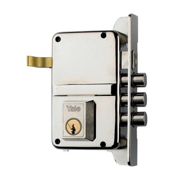 Cerraduras de sobreponer alta seguridad