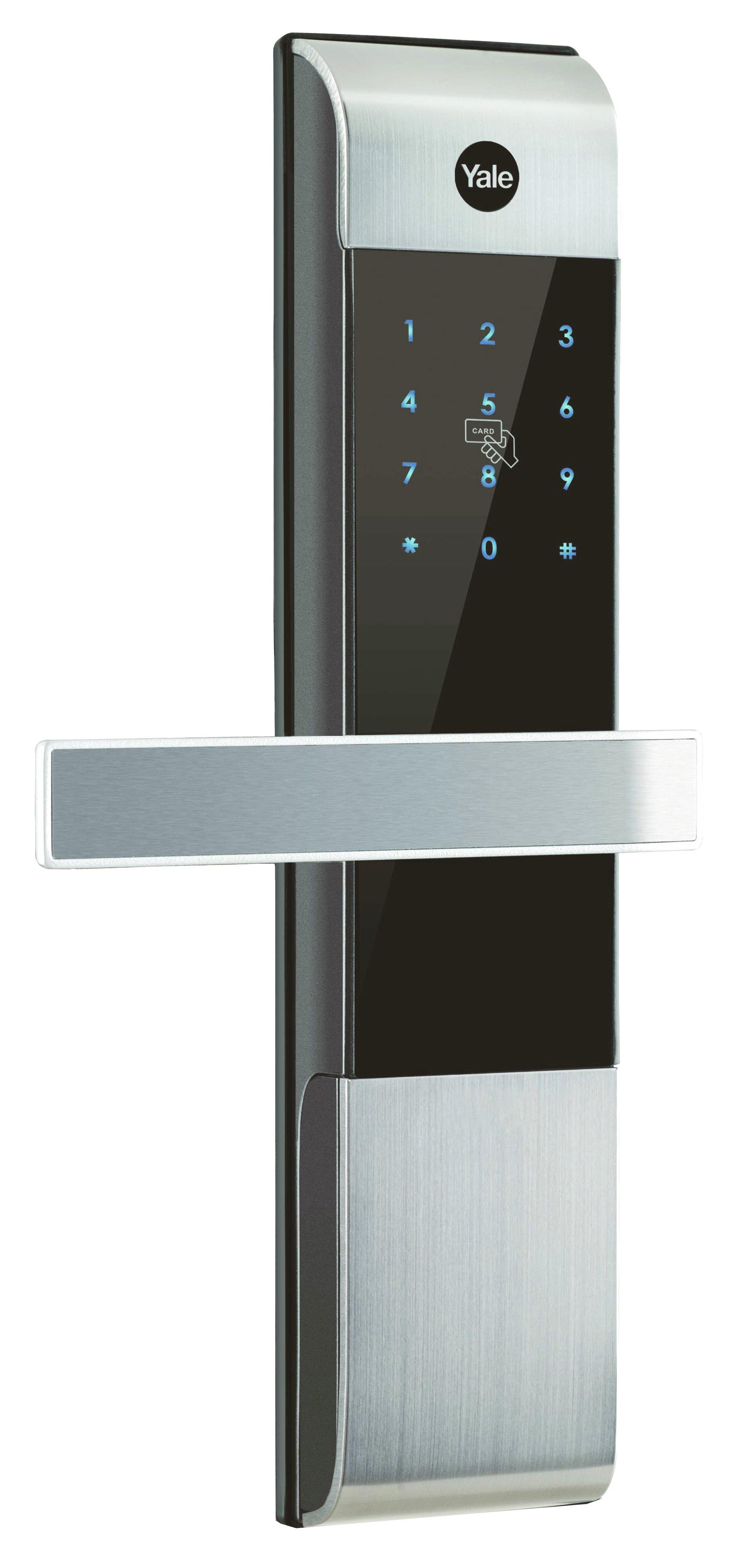 YDM3109+ Premium Proximity Card Digital Door Lock
