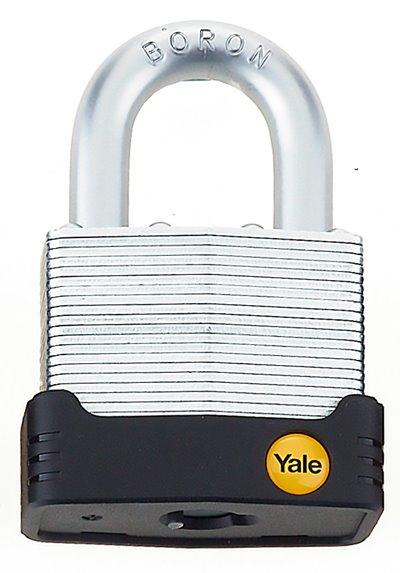 Yale Protector Serisi Lamine Asma Kilit
