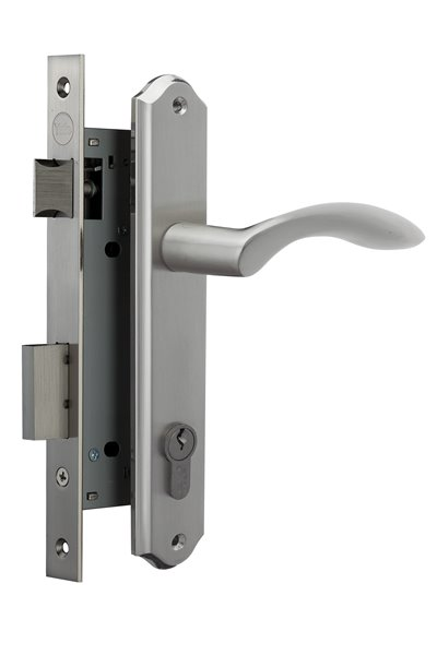 Cortina Series Sash Lockset with Handle