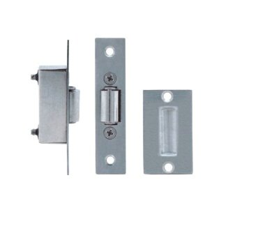 Mortice roller latch