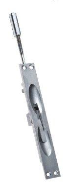 Flush bolt for metal doors - Rod type