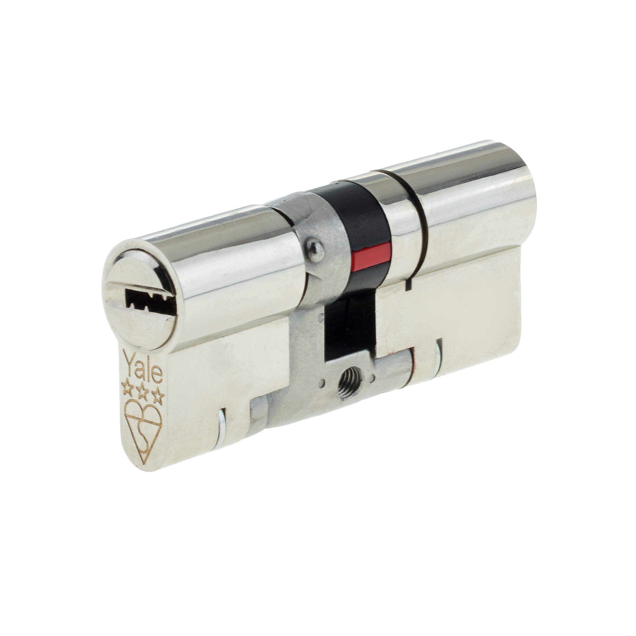 Platinum 3 Star Euro Profile Cylinder