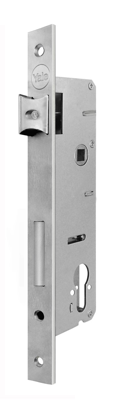 Narrow stile lock plus
