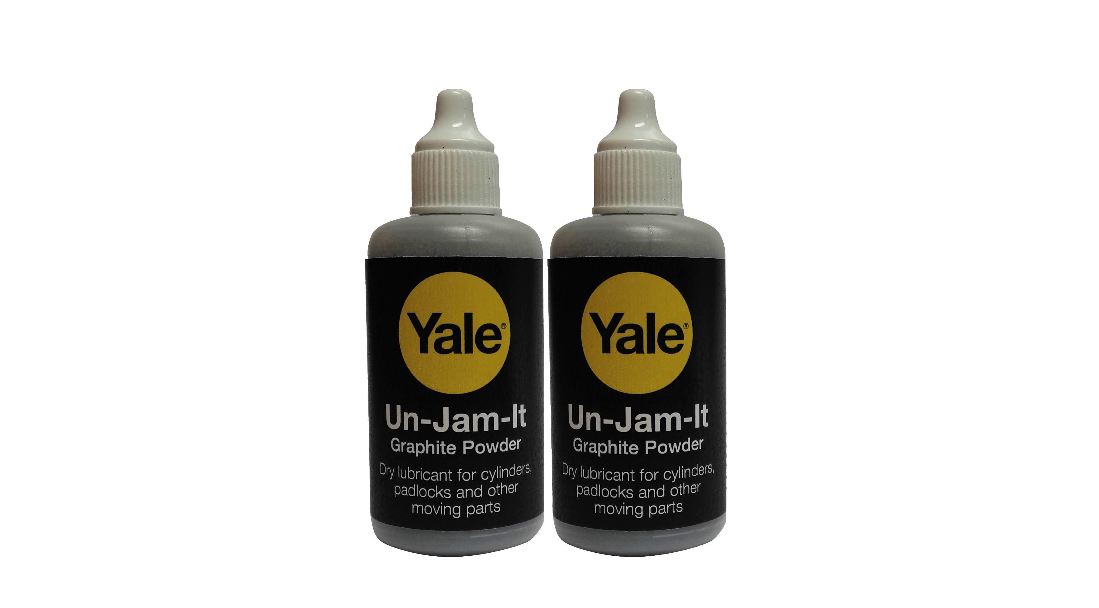 Un-Jam-It Lock Lubricant Duo Pack