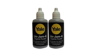 Un-Jam-It Lock Lubricant Duo Pack