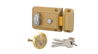 High Security Nightlatch