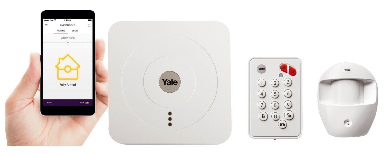 Smart Home Alarm Starter Kit SR-3110
