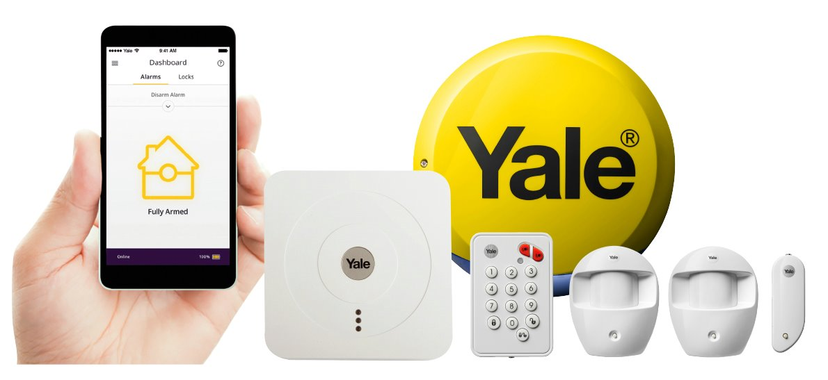 Smart Home Alarm Kit SR-320
