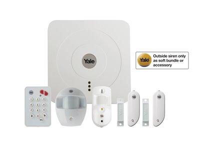 Kit d'Alarme SR Smart Home SR3200i