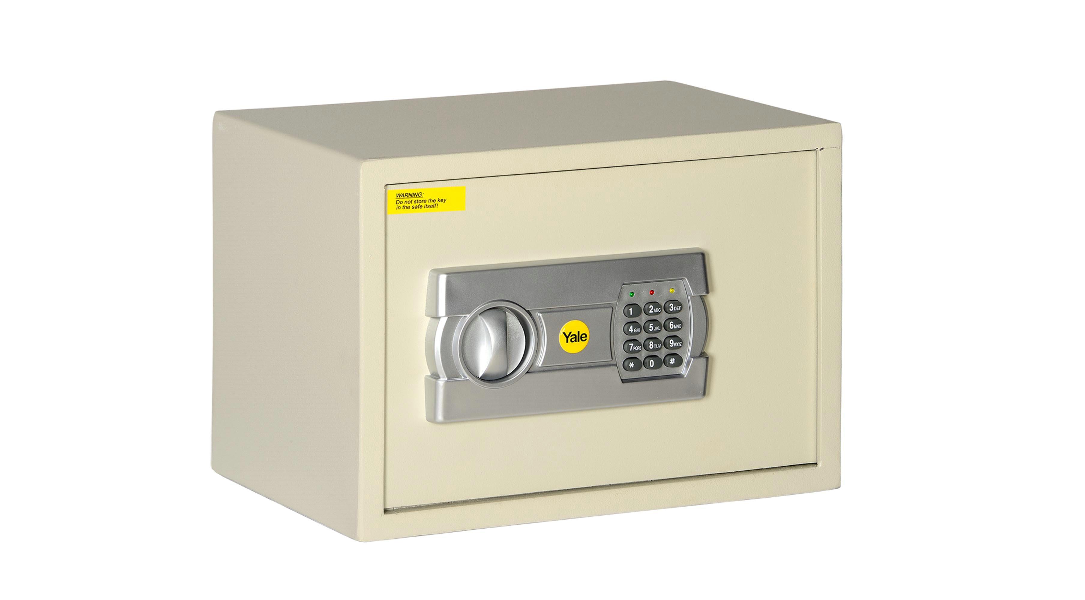 Burglar Resistant Safe