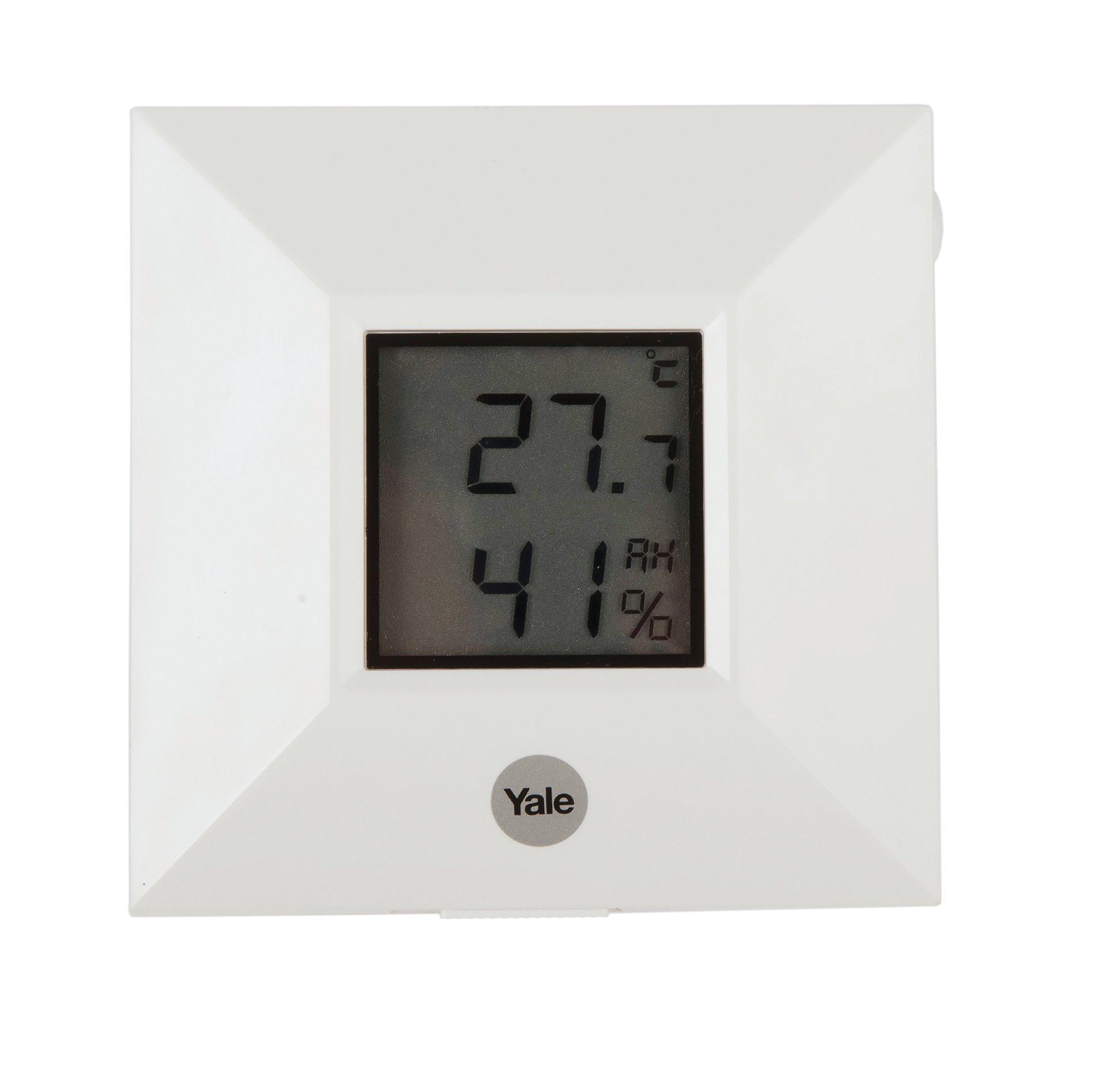 Temperatur- og fuktighetssensor