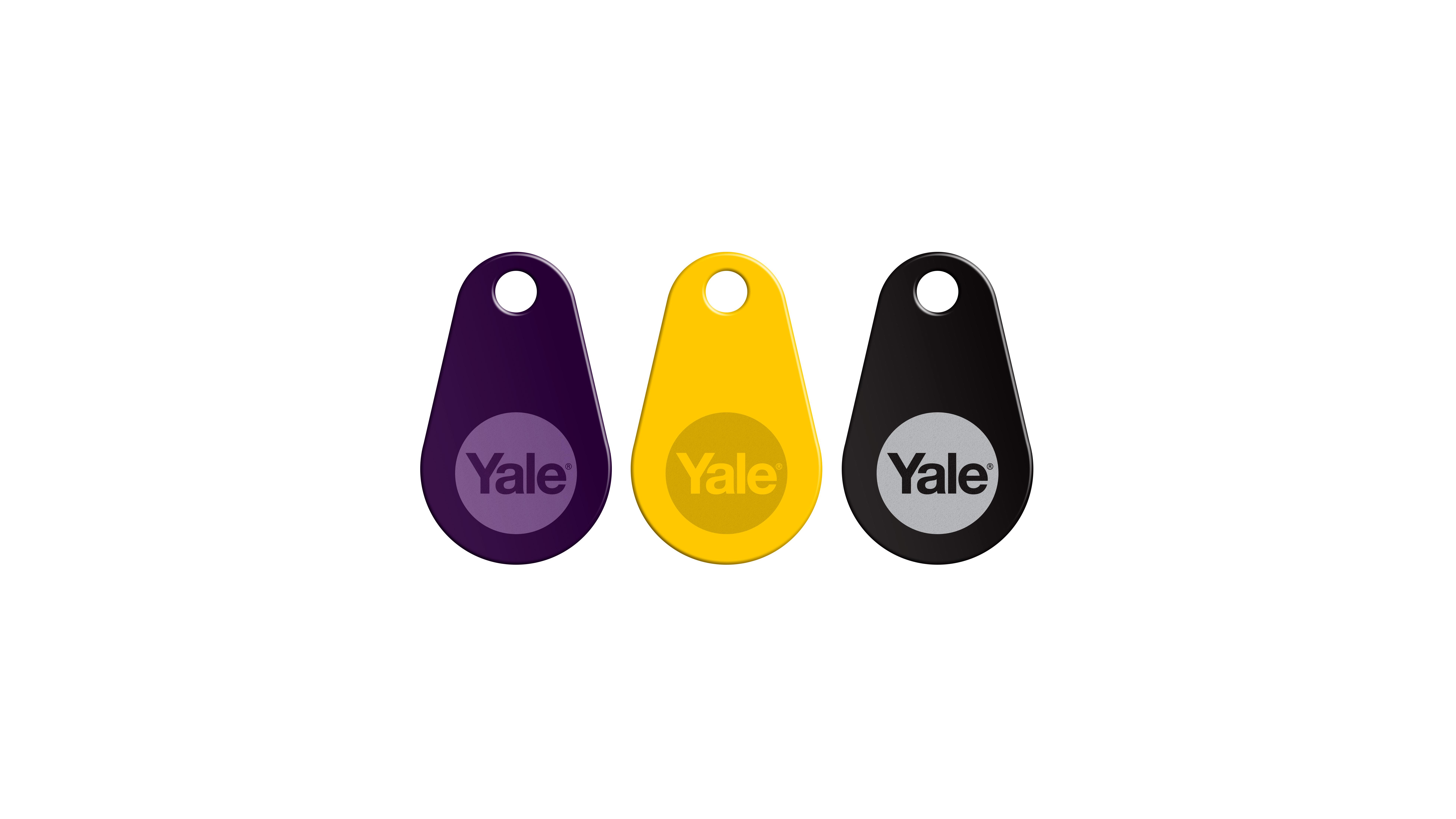 Yale Doorman Nøglebrik V2N