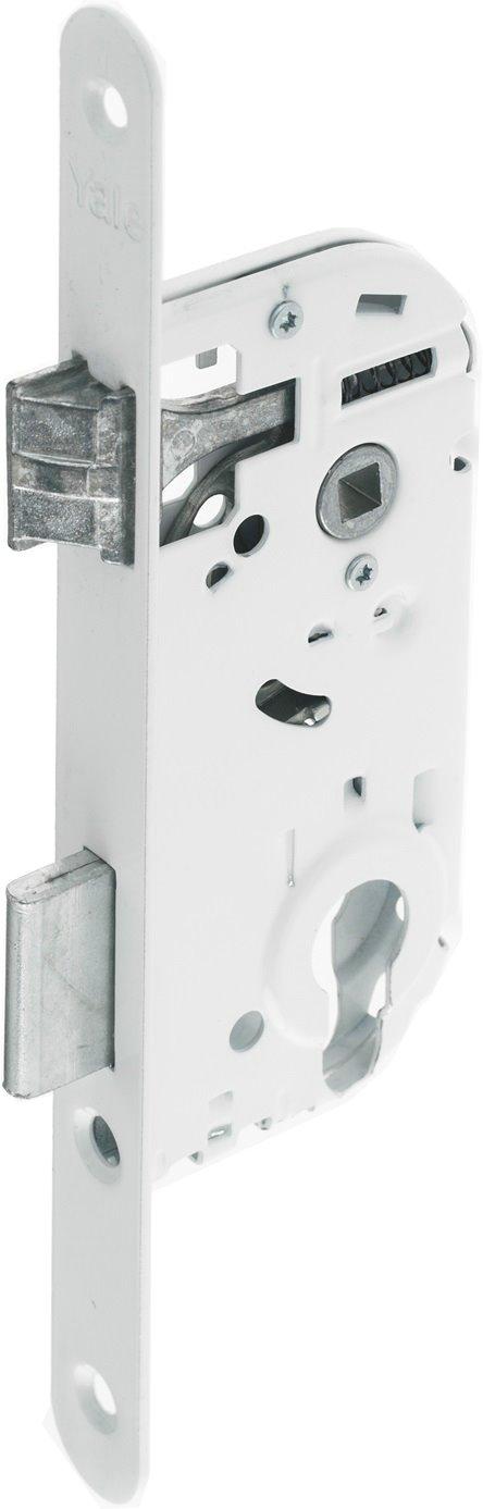 Serrure à encastrer – Axe 40mm – A cylindre