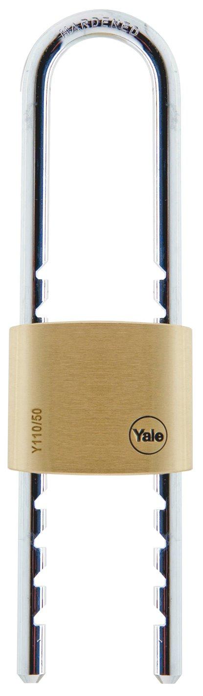 Y110 Brass Padlock Adjustable Schackle