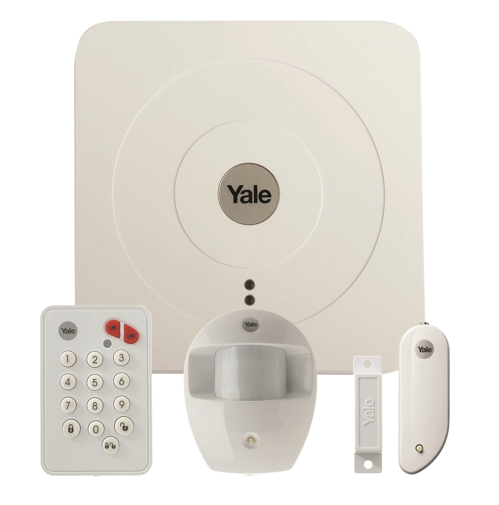 Smart Home Alarm - SR-2100i