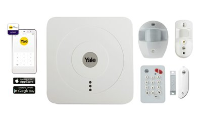 SR-3200i  Smart Home Alarm