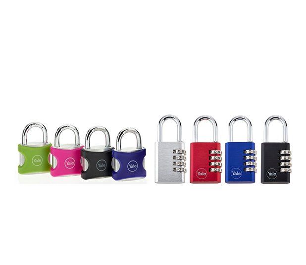 Yale Aluminum Colour Series