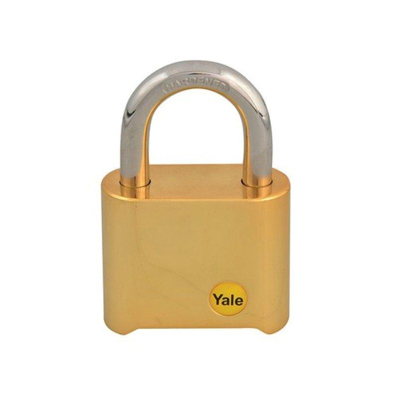 Y126 Brass Combination Padlock