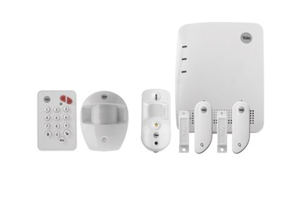 Smart Home Alarm Kit SR-3800i
