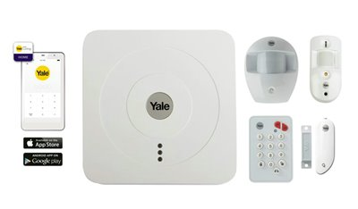 Yale Smart Living Smartphone alarmsysteem camera SR-3200i