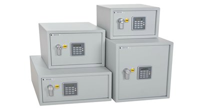 Alarmed Security Safes