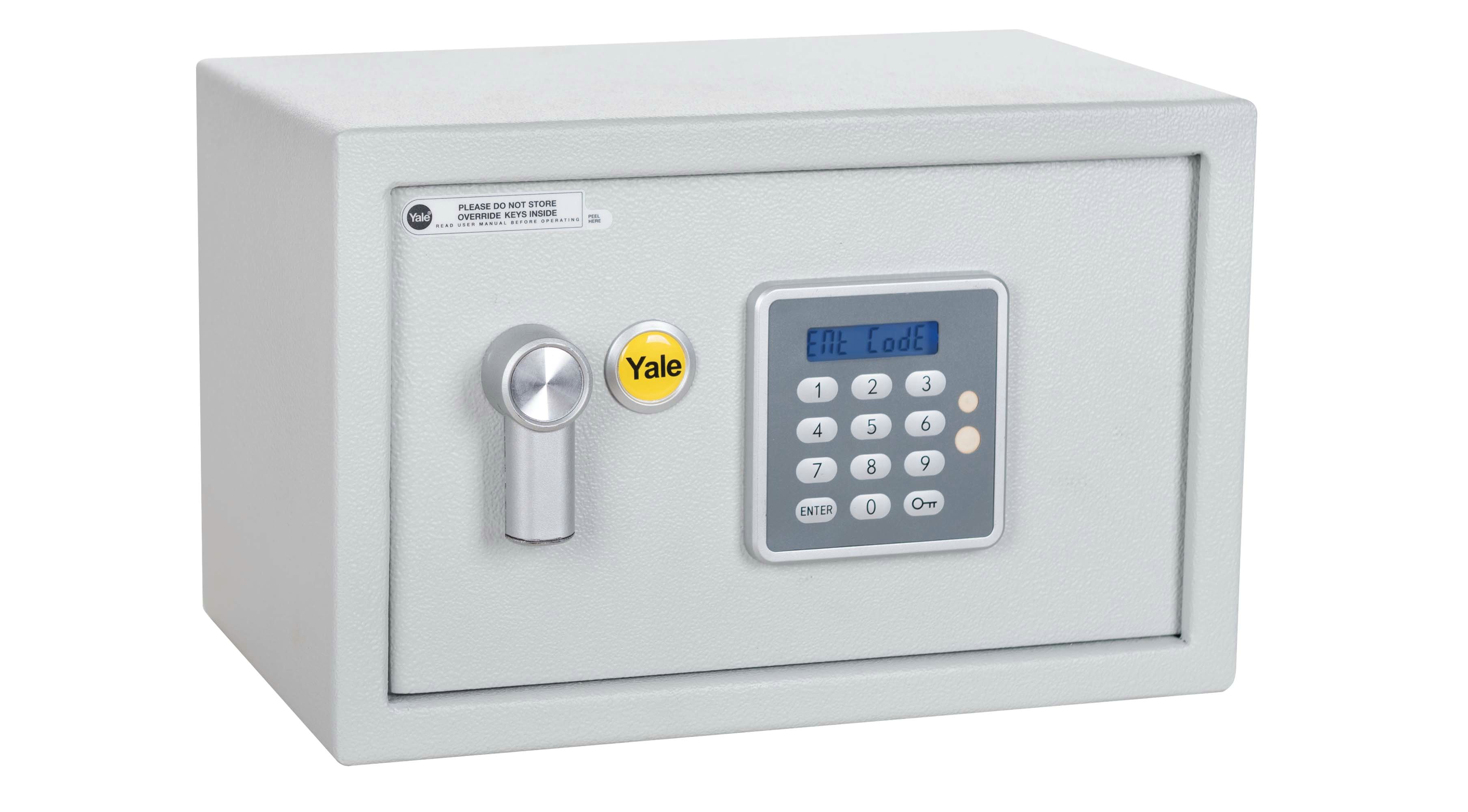 Alarmed Security Safe - Small