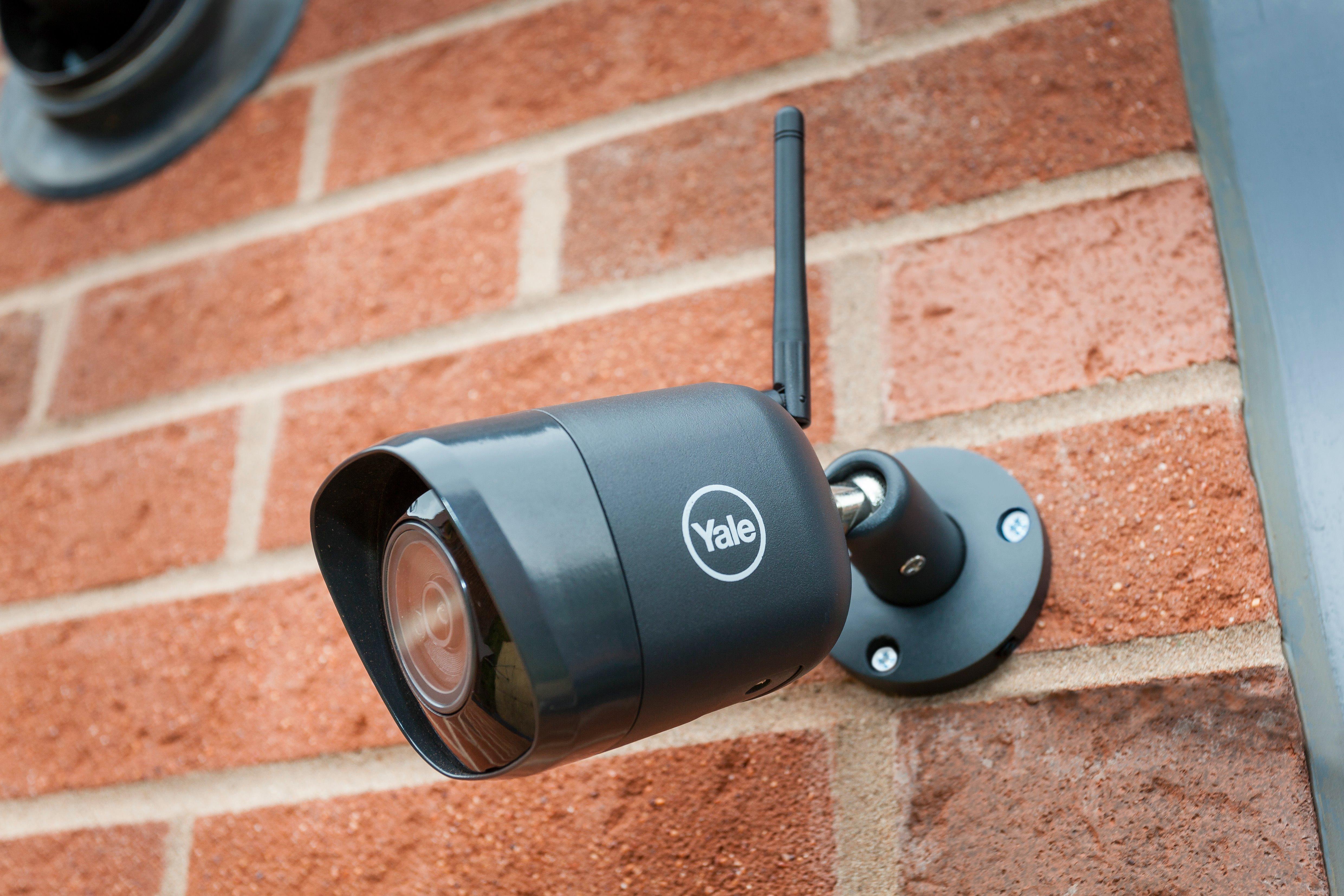 Camera IP CCTV exterioara