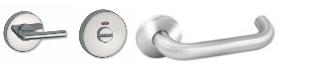 35SS04T101WC731 - Manille Tubular avec bouclier pour WC