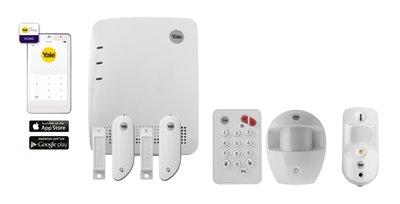 Smart Home Alarm - SR-3800i