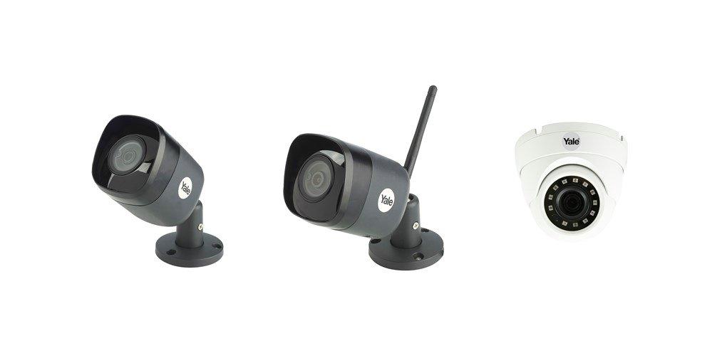 Přídavné kamery Smart Home CCTV