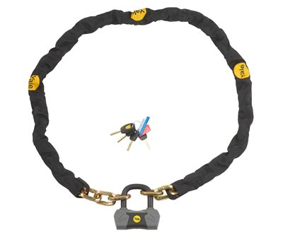 YCL3/10/180/1 Maximum Security Chain & Lock 1800mm