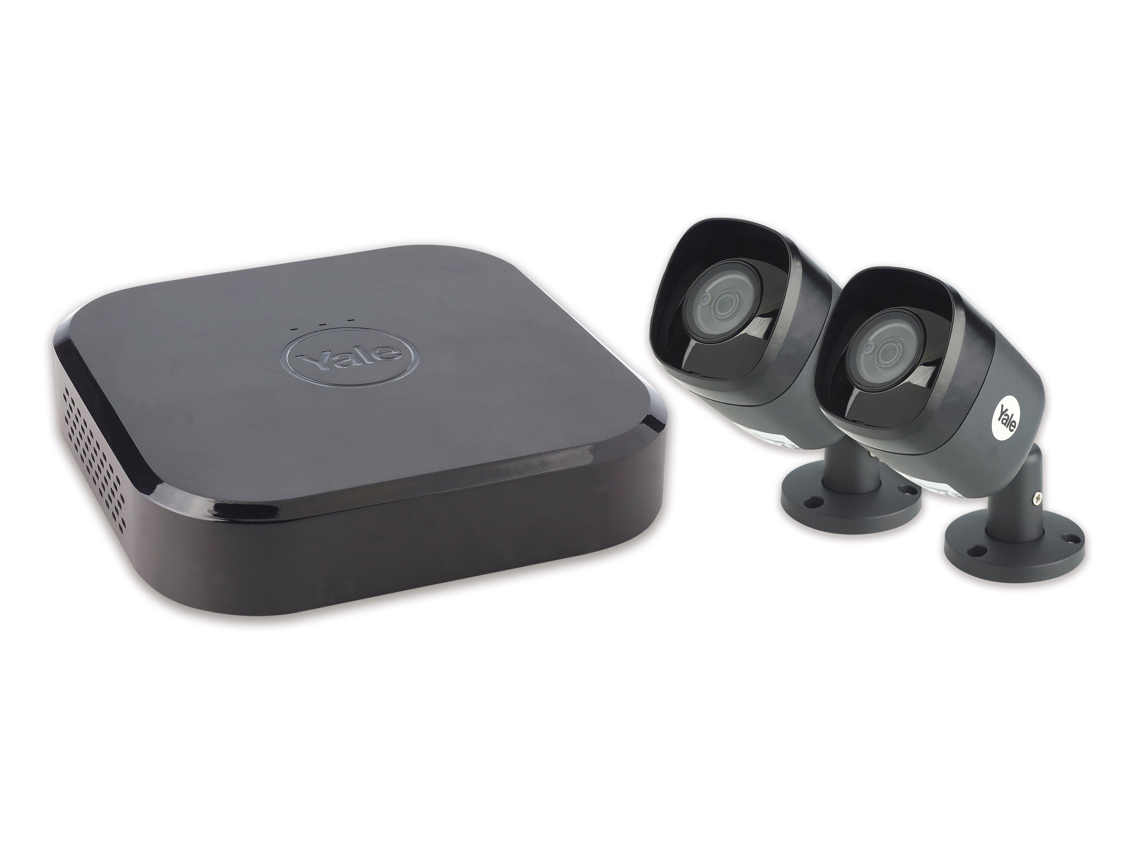 Kit de vidéosurveillance connecté