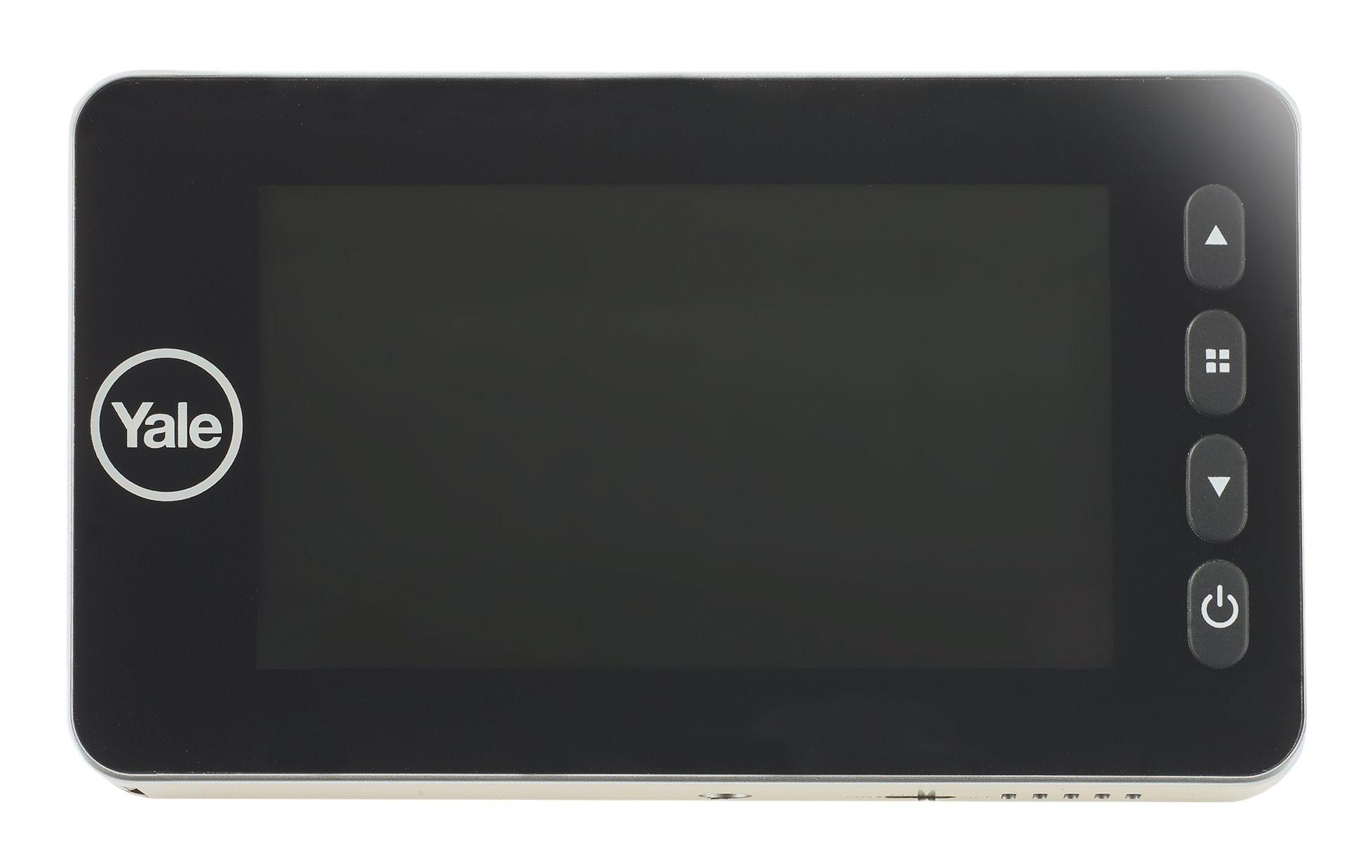 Digitale deurspion met opnamefunctie (foto en video) en bewegingssensor