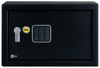 Alarmed Electronic Safe Medium